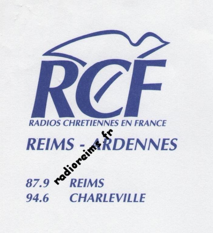 1er logo RCF Reims Ardennes