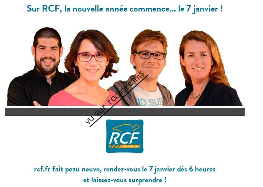 Annonce changement RCF 2015