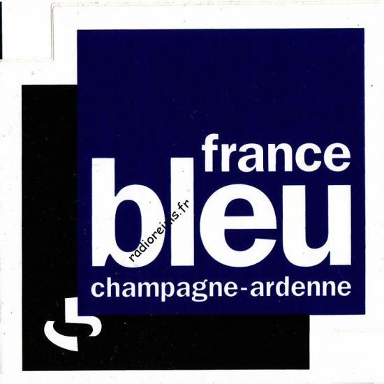 Autocollant France Bleu CA 2016