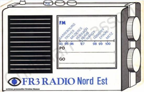 FR3 Radio Nord Est (crédit : Christian Masson)