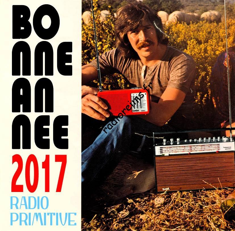 Bonne année 2017 Primitive