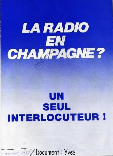 Brochure Radio Plus 1