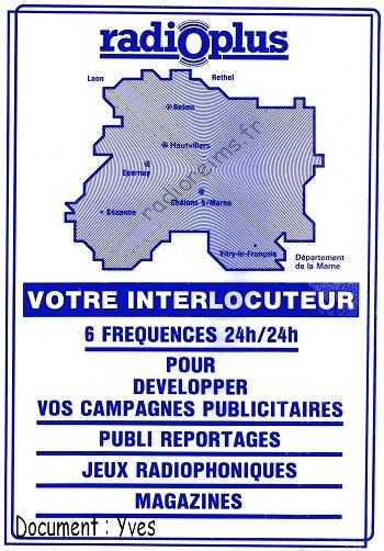 Brochure Radio Plus 2
