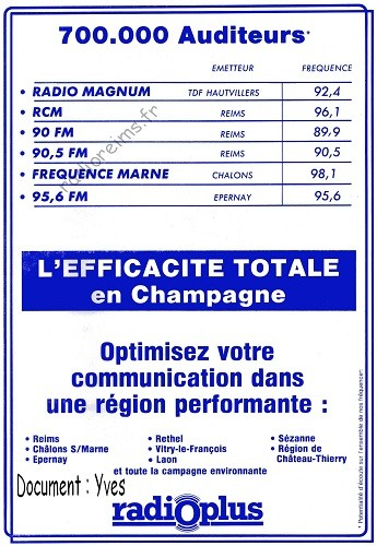 Brochure Radio Plus 3