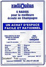 Brochure Radio Plus 4