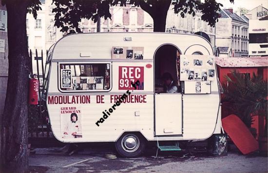 Caravane REC