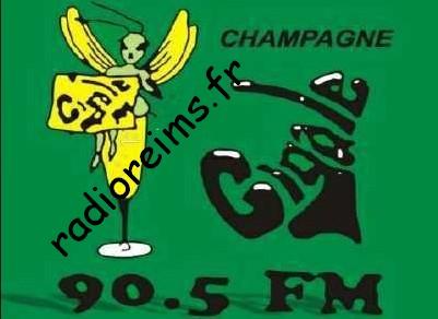 Logo Cigale FM
