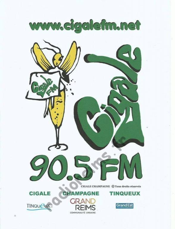 Cigale FM Tinqueux 2020