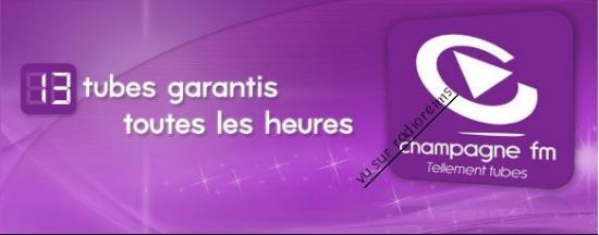 Slogan Champagne FM rentrée 2013