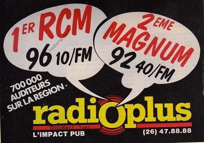 Classement RCM Magnum