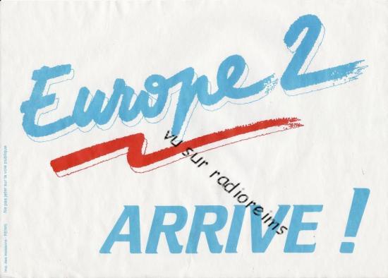 Europe 2 remplace Magnum