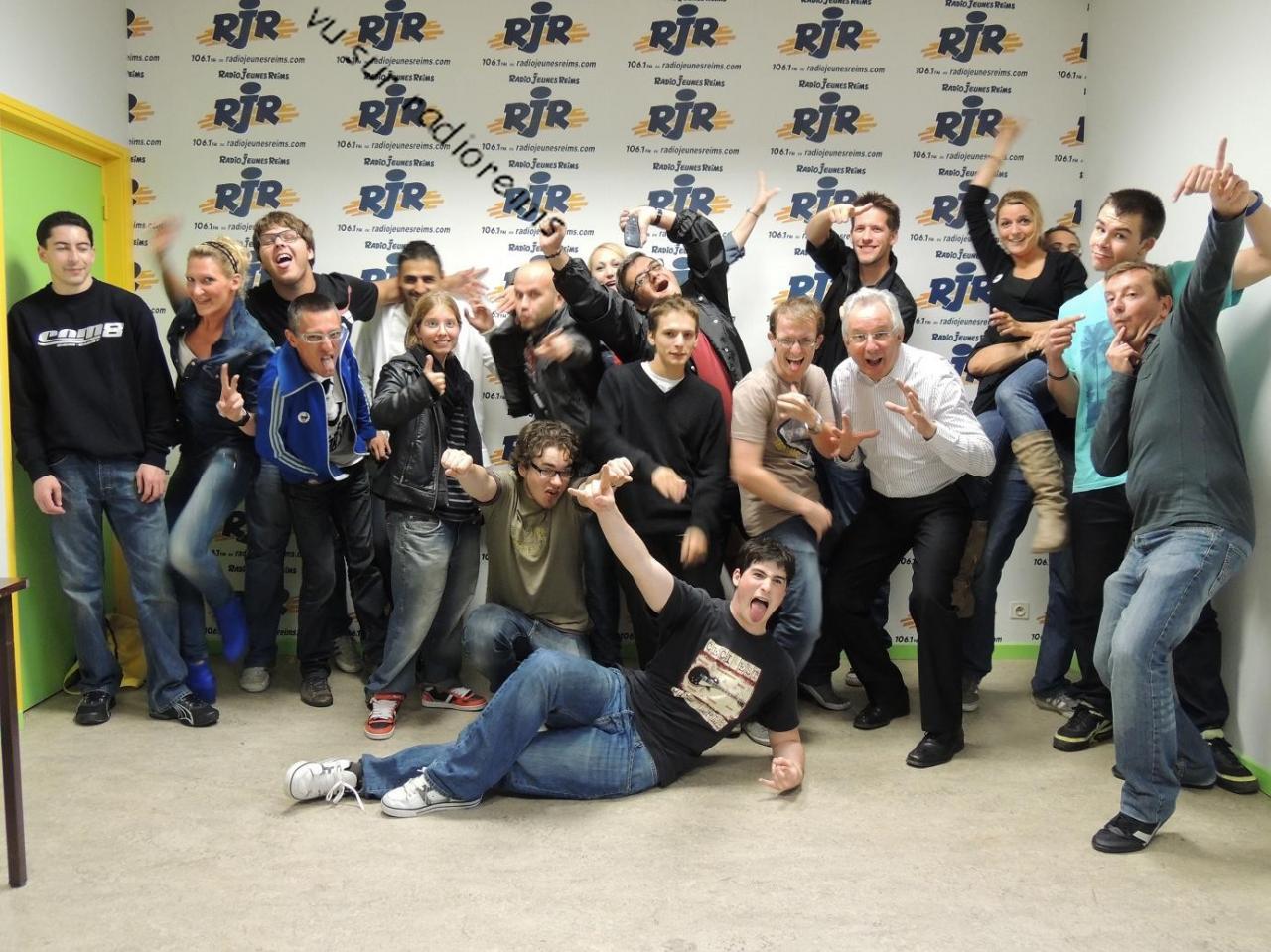 Equipe RJR 2012 2013