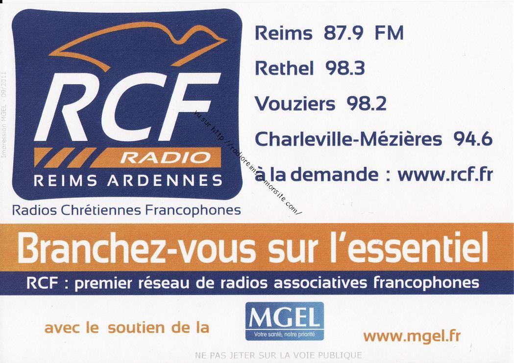 Flyer RCF 2011
