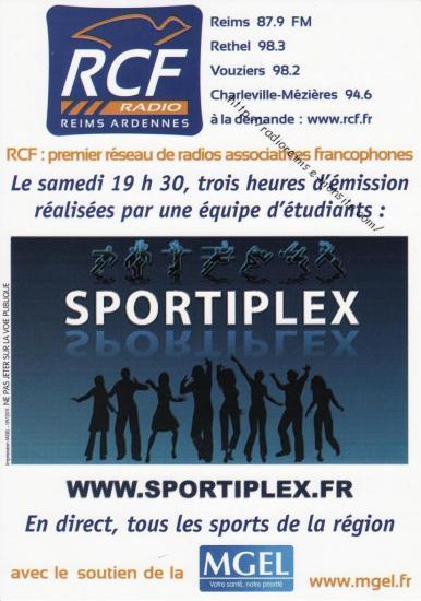 Flyer Sportiplex 2011