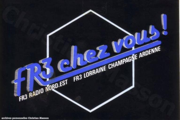FR3 chez vous radio et tv (crédit : Christian Masson)