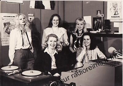 Les fipettes en 1982