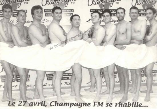 Champagne Fm se rhabille