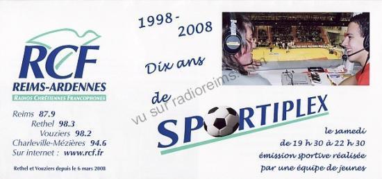 Les 10 ans du Sportiplex