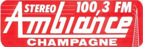 Autocollant 100.3