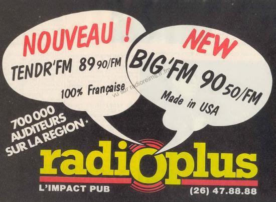 2 nouvelles radios