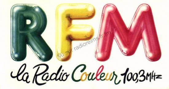 RFM la radio couleur