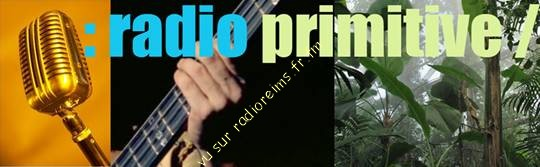 Logo Radio Primitive 2010
