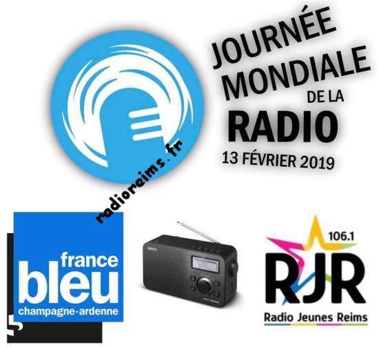 Journée mondiale radio 2019 FB et RJR
