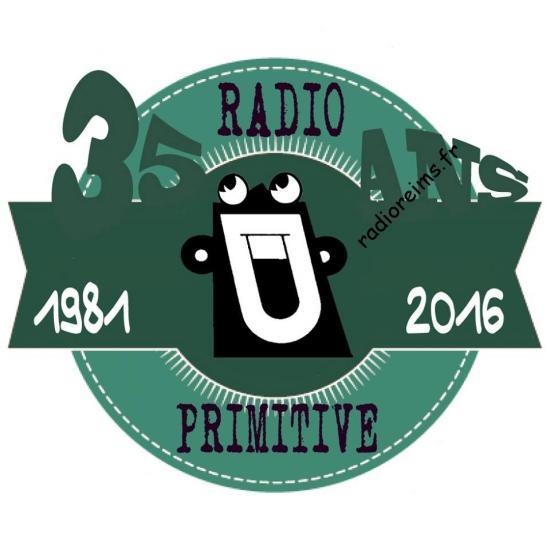 Logo 35 ans Primitive