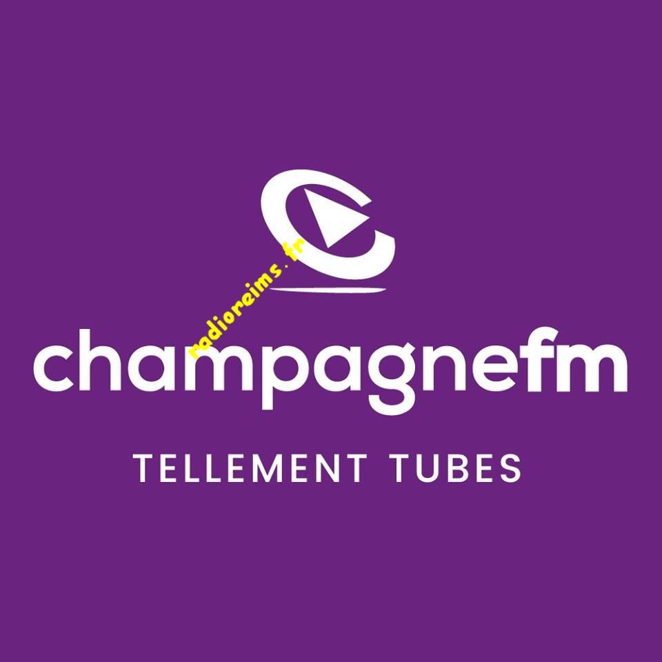 Logo Champ FM fin 2018