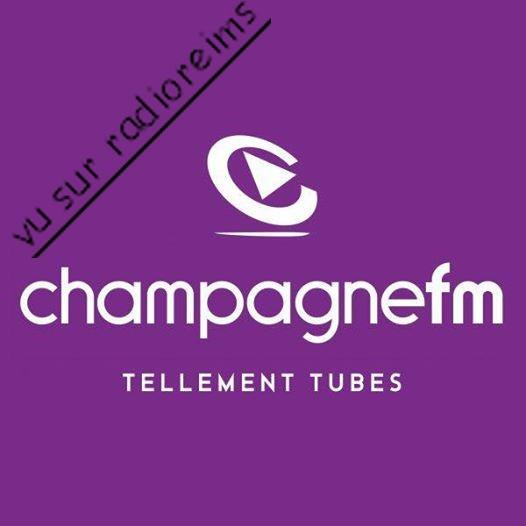 Logo Champagne FM 2015