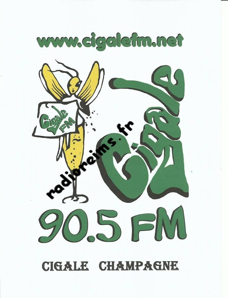 Logo Cigale Champagne