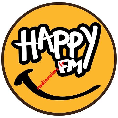 Logo Happy FM fin 2017