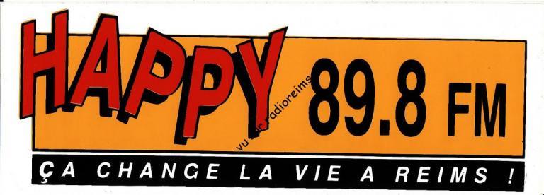 Logo Happy Reims 1ère version
