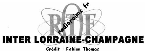 Logo ORTF Inter Lorraine Champagne (crédit : Fabien Thomas)