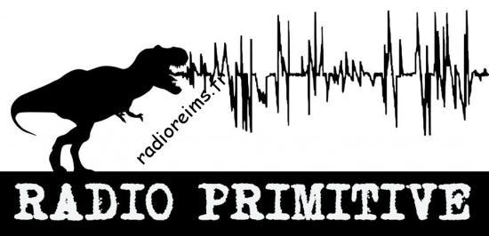 Nouveau logo Radio Primitive février 2019