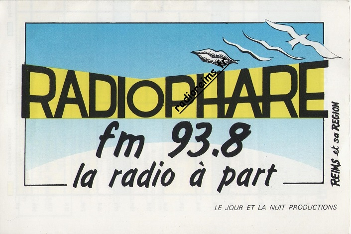 Logo Radio Phare 1988