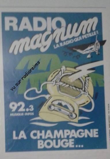 Affiche Magnum, la Champagne bouge (crédit : Hervé Legrand)