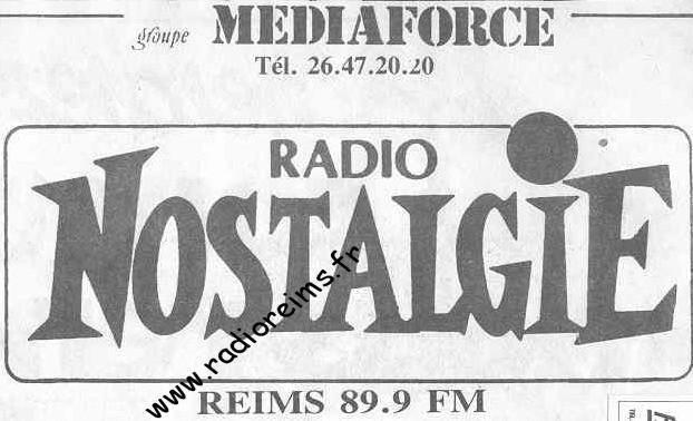 Nostalgie et Média Force