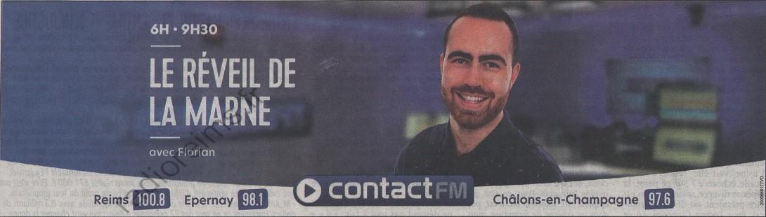 Mauvaise fréquence Contact FM sept 2020