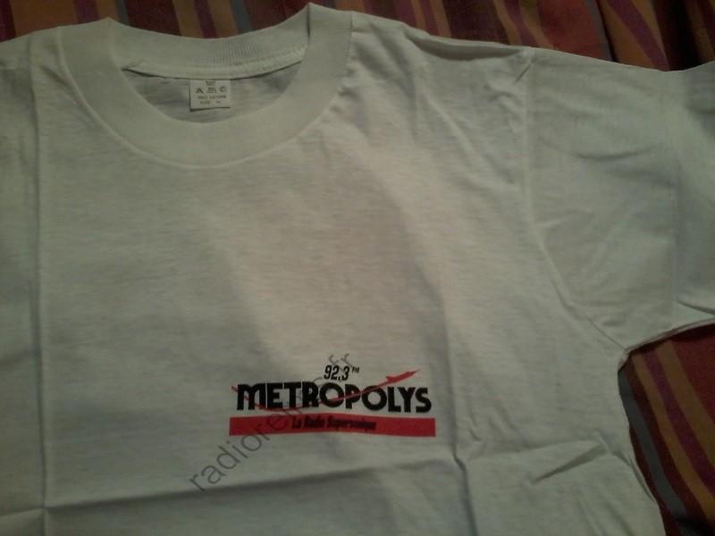 Tee shirt Métropolys Reims