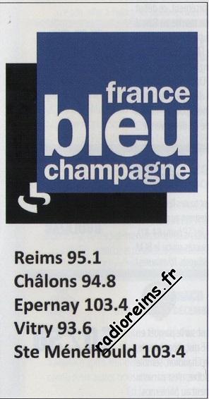 Publicité France Bleu 2019