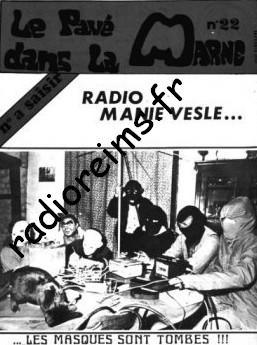 """Revue """"Le pavé dans la Marne"""""""