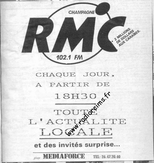 RMC Champagne