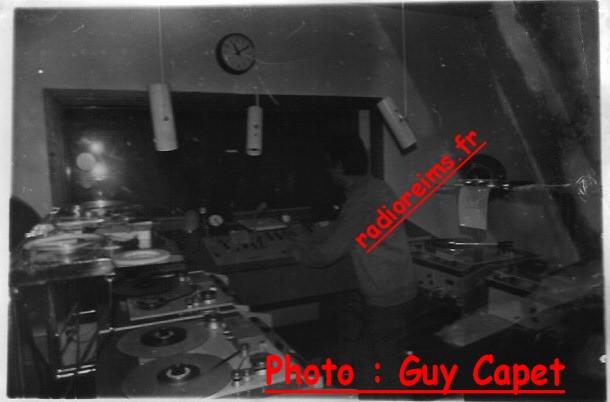 Studio FIR dans les années 70