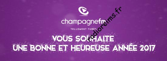 Voeux 2017 Champ FM