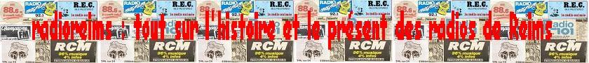 radioreims : tout sur l'histoire et le présent des radios de Reims