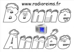 Logo bonne annee